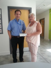 Janet Croucher - July winner