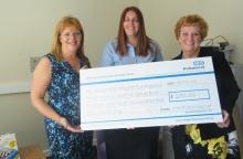 Dementia Donation 2 NHS professionals
